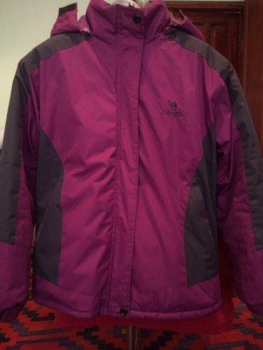 Очень теплая куртка. Размер XL. в Бишкек