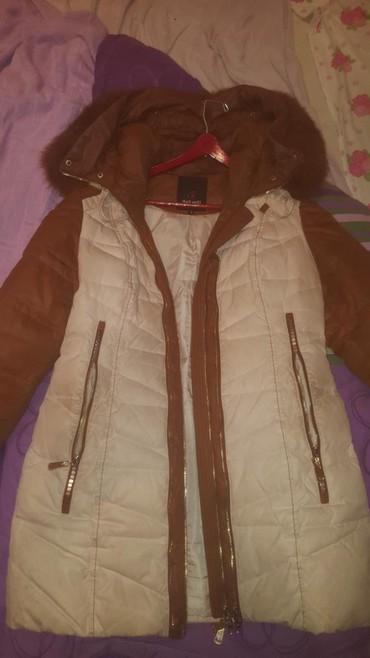 Zimske-jakne - Srbija: Zimska jakna sa pravim krznom
