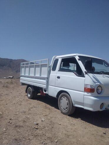 Транспорт в Баткен: Портер сатылат технические состояние