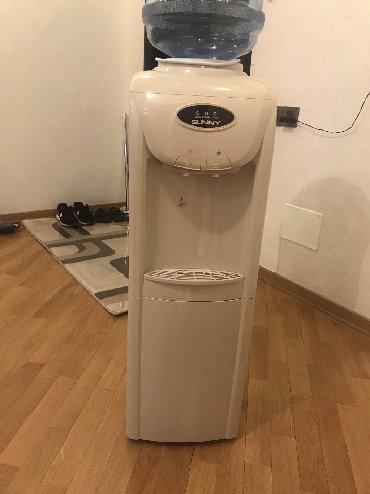 бытовые фильтры очистки воды в Азербайджан: Кулер для воды идеальном состоянии не использовался