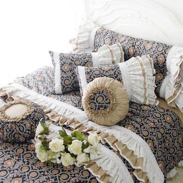 Красивая постелька только для вас в Бишкек