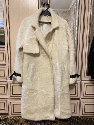 альпака кардиган бишкек in Кыргызстан | ШУБЫ: Продаю пальто Альпака    Размер m  Носила на пару мероприятий