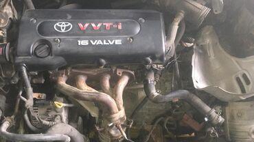 тойота камри бишкек цены в Кыргызстан: Toyota camry 30 (европеец), v-2.4 vvt-i, двигатель голый.Контрактный