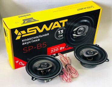 Динамики SWAT SP-B5Акустическая система Swat SP-B5 — это бюджетное
