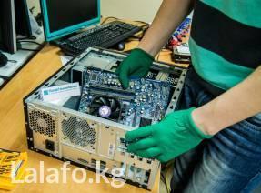 *Установка всех версий операционной в Бишкек