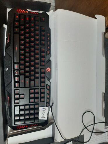 Tastatura | Srbija: Gaming tastatura malo koriscena TP11 dkb071