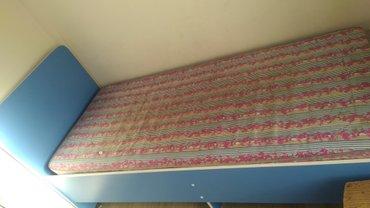 Продаю! Кровать  в хорошем состоянии!! Кровать ш*д=195*85см в Бишкек