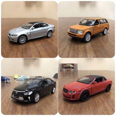 bmw z4 2 2i mt - Azərbaycan: Modeller . BMW M3 Coupe 1/36 . Bentley 1/38. Range rover spo