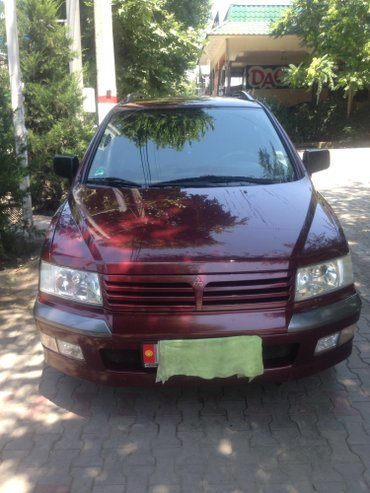Mitsubishi Space Wagon 2000 в Ош