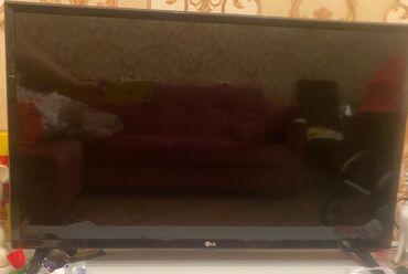 Endirim !!!!LG televizor 82 ekran 400 manat. Smartdi. Ciziqi falan