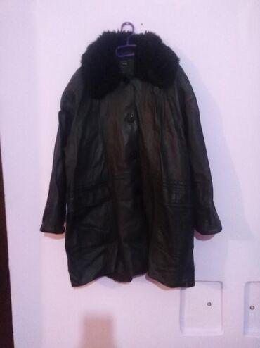 Jakna kožna sa krznom - Srbija: Ženska kožna jakna sa krznom