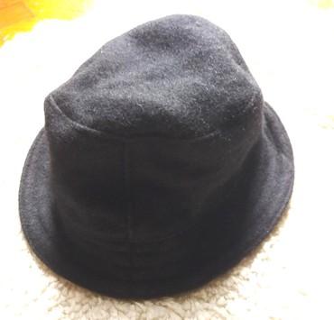 Crna kapa šešir  - Belgrade