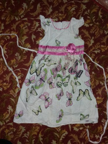 Вещи на девочку 3-4 года в Бишкек