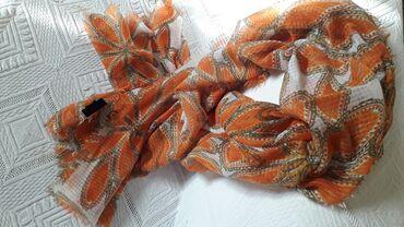 Μαντήλι Zara Accessories   Μήκος 1,96 εκατ. Πλάτος 1 μέτρο  Το μαντήλ