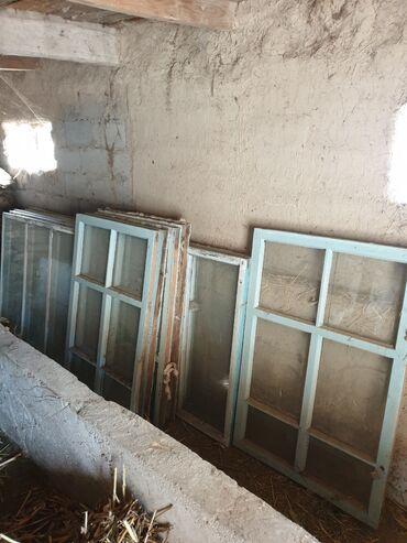 продам дом дешево срочно в Кыргызстан: Продам окна б/у дешево