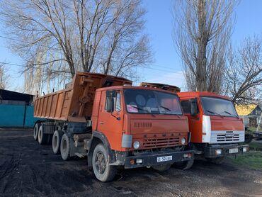 купить камаз самосвал бу в Кыргызстан: Камаз 5410 тонар