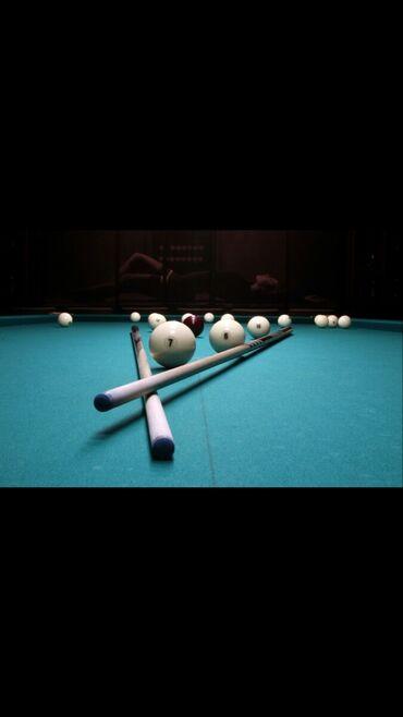 Спорт и отдых - Каракол: Продаю билярдный стол