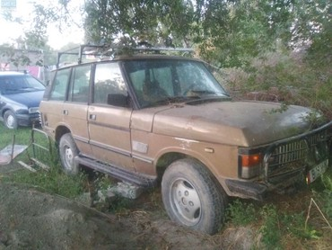 Land Rover - Кыргызстан: Land Rover Range Rover 7.4 л. 1977 | 578652 км