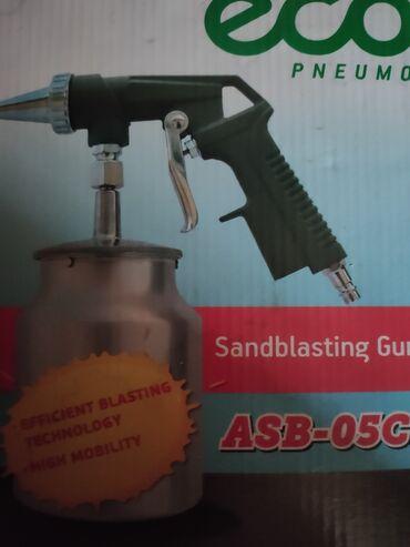 6095 объявлений: Пескоструйный пистолетидеально подходит для мелких деталей, при