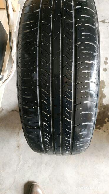 купить шины 205 60 r16 лето в Кыргызстан: Продаю резину б/у 1шт Nexen 225/60/R17 всесезонка