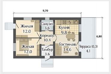Куплю для себя без посредников пол дома Район Таатан Ленинградский