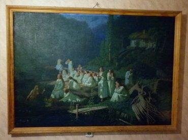 Продаю копию картины и. крамского в Бишкек