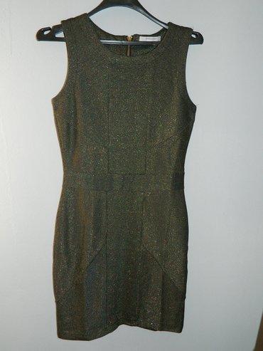 Nova springfield haljina, vel. S, snižena - Sabac