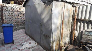 Продаётся гараж железный Жигулёвский  Размеры 5метров на 3метра