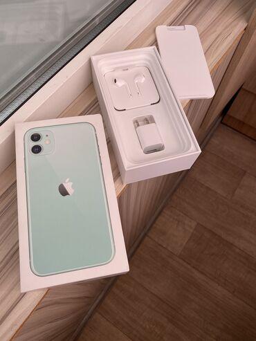 Б/У IPhone 11 64 ГБ Зеленый