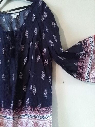 Tunika za krupnije dame novooo,nikad obucena,Indisko platno,prelepo - Sombor
