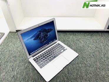 Электроника - Ош: MacBook для сложных программ  -Air  -модель-A1466  -процессор-core i5
