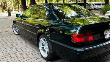 BMW - Зеленый - Бишкек: BMW 730 3 л. 1995
