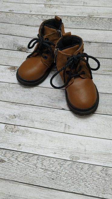 Демисезонные ботиночки размер 25, в Бишкек