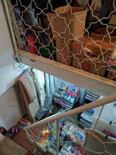 """сдам действующий магазин в бишкеке в Кыргызстан: Продаётся магазин двух этажный, на нижнем рынке """" Жайыл"""", г.Карабалта"""