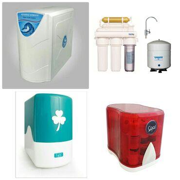 brusokdan-olan-kotteclər - Azərbaycan: Su filteri. Qurğular 6 filtrlidir.Suda olan daşı,qumu,gili,mikrob və