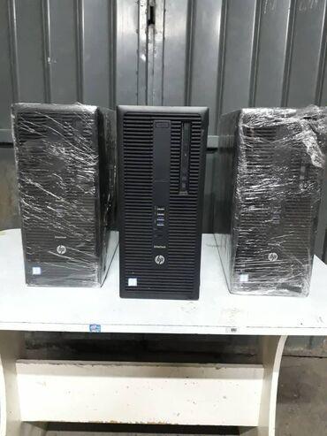 работа доставщика в бишкеке в Кыргызстан: Системные блоки на intel core i5-6500 HP Elitedesk 800 g2 tower