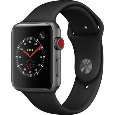 Apple Watch Series 3: встроенный модуль сотовой связи и новые функции  в Бишкек