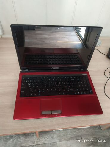 диски аполлоны в Кыргызстан: Ноутбук Asus модель - Asus K53Zпроцессор - intel core i3 2330M (3 МБ