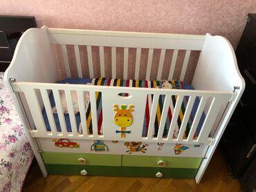 0-5 yaş uşaq üçün beşik satılır. Türkiyənin Babi firmasınındır