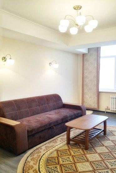 Сдам: центр 2-комнатная квартира Исанова - Московская , район отеля в Бишкек