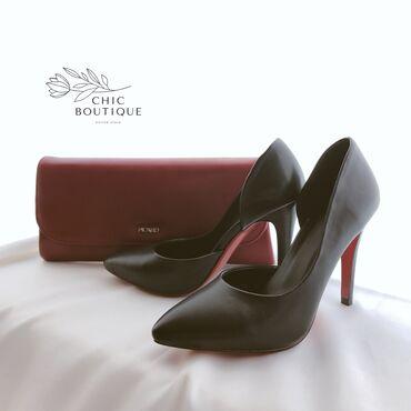 acura rl 37 at - Azərbaycan: Туфли на высоком каблуке от Karolina.Материал: ненатуральная кожаЦвет