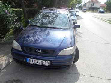 Opel Astra 2001 - Nis