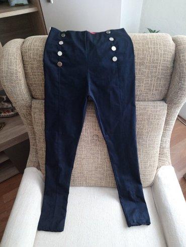 Pantalone-italijinemaju-elastin - Srbija: Pantalone-nove, promasen broj pri kupovini, sastav pamuk/elastin