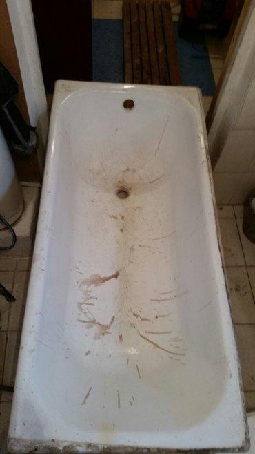 продаю чугунные ванны 2 шт 3500 в Лебединовка