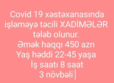 30 33 oelcuelue usaq roliklri - Azərbaycan: Təmizlikçi. Ofis. Növbəli qrafik. Xəzər r-nu