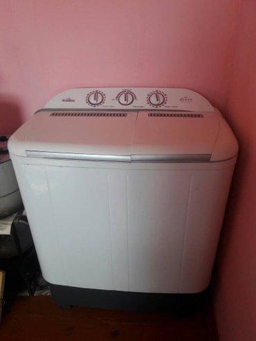 Продаю машинку полу автомат работает отжим не стирает цена окончательн в Бишкек