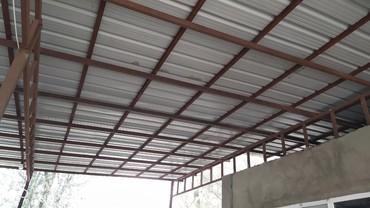 работа кровельщик в Кыргызстан: Универсальная строительная бригада ищет обьек .бригада может выполнять