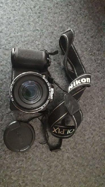 fotoaparatlar - Azərbaycan: Nikon fotoaparatı satılır