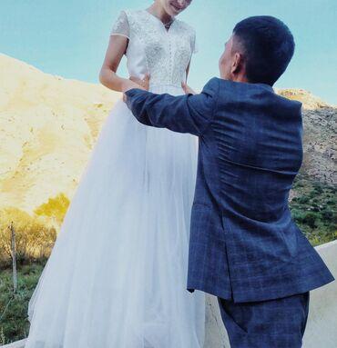 Продам или же сдаю на прокат свадебное платье. Сшито на заказ, ручная