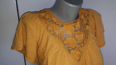 Mango majica M velMango majica u atraktivnojsenf, boji, velicine